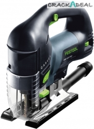 Festool Pendulum Carvex Psb 420 Ebq-set Jigsaw Set