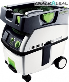 Festool Cleantec Ctl Midi Gb Mobile Dust Extractor