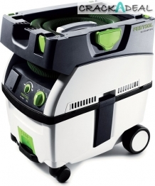 Festool Cleantec Ctl Midi Gb Mobile Dust Extractor Set