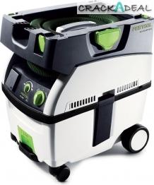 Festool Cleantec Ctl Midi Gb Mobile Dust Extractor Set