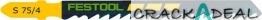 Festool S 75/4, Jigsaw Blade