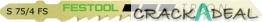Festool S 75/4 Fs, Jigsaw Blade