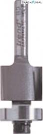 """Flush Trimmer (duplicating Cutter), ø 1/4"""" Shank"""