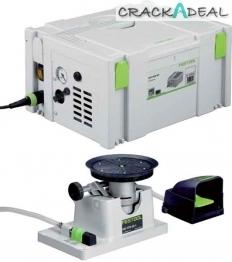 Vac Sys Se1 Gb 240v Vacuum Pump And Clamping Unit