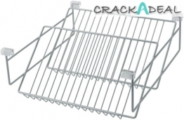 Wire Shoe Rack