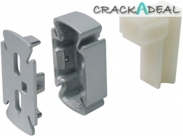 Wall Bracket And Corner Joint Set