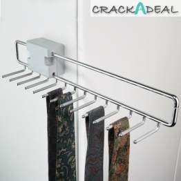 Pull-out Tie Rack