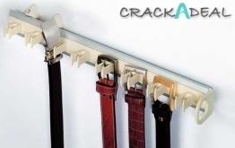 Pull-out Belt Rack, For 8 Belts