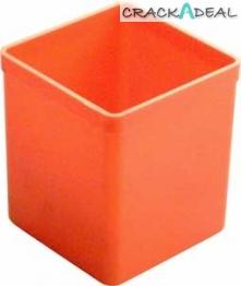 Orange Compartment Insert