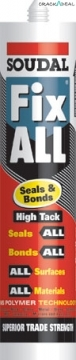 Fix All Seals & Bonds High Tack Sealant And Adhesive
