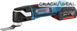 Bosch Professional Cordless Multitool