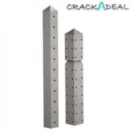 Concrete Holed Post 5ft Int Uni152i
