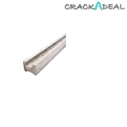 Concrete Fence Post 5ft Slotted End