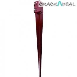 Bolt Grip Post Support Spike 100mm X 750mm