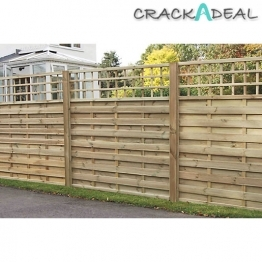 Fence Panel Wootton Pressure Treated 1800 X 1200mm