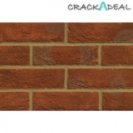 Forterra Facing Brick Oakthorpe Red Multi Stock 65mm Pack 495