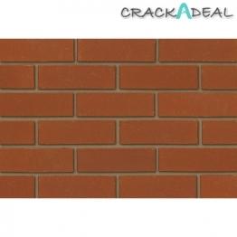 Ibstock Facing Brick Aston Red Sandfaced 73mm Pack 336