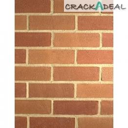 Terca Blended Orange Gilt Stock Facing Brick Pack 500