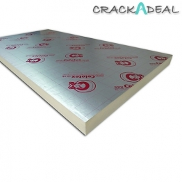 Celotex Pir Insulation Board 40mm X 1200mm X 2400mm