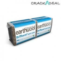 Knauf Earthwool Dritherm Cavity Slab 37 Standard 85mm X 1200m X 455mm (4.37m