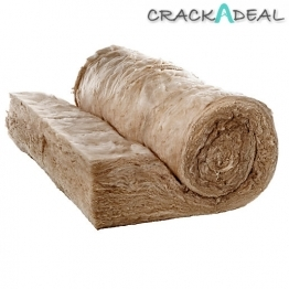Knauf Earthwool Loft Roll 44 Combi Cut 170mm (8.01m