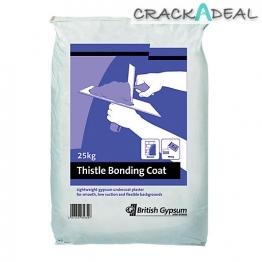 Thistle Bonding Coat Plaster 25kg