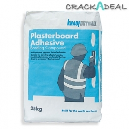 Knauf Drywall Plasterboard Adhesive 25kg