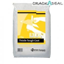 Thistle Tough Coat Plaster 25kg