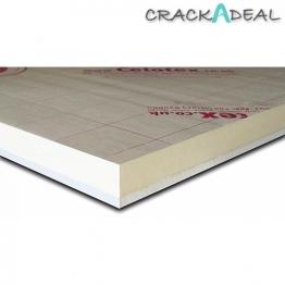 Celotex Pir Thermal Laminated Insulation Board Pl4040 40mm X 2400mm X 1200mm