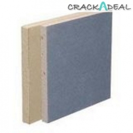 British Gypsum Gyproc Soundbloc Plasterboard Tapered Edge 2400mm X 1200mm X 12.5mm (2.88m