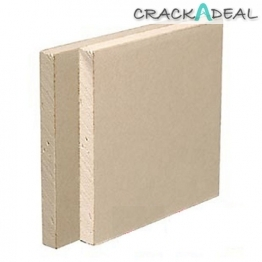 British Gypsum Gyproc Duraline Plasterboard Tapered Edge 2400mm X 1200mm X 15mm (2.88m