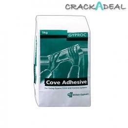 British Gypsum Gyproc Coving Adhesive 12.5kg