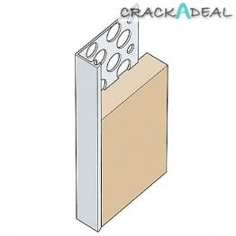 Expamet White Plastic Stop Bead 10mm X 3m