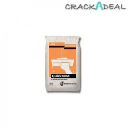 British Gypsum Gyproc Quicksand 25kg