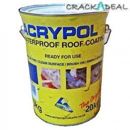 Acrypol Black Felt 20kg