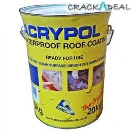 Acrypol White Felt 20kg