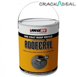 Ikopro Roof Cryl Black 20kg