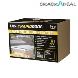 Rapid Roof 10m2 Flat Roof Kit