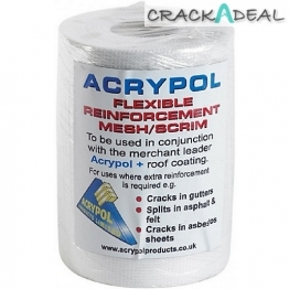Acrypol Scrim Tape / Mesh 150mm X 20m