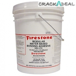 Firestone 5lt Deck Adhesive (linked Product 773872)