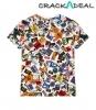 Bolbi Boarding Pass Print T-shirt 16 Years