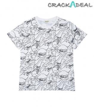 Binnet Landscape T-shirt 8 Years - 12 Years