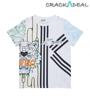 Benji Iconic Prints T-shirt 2 Years - 6 Years