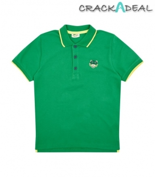 Basile Small Tiger Polo Shirt 16 Years