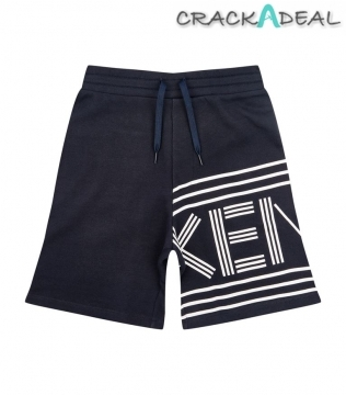 Bilbi Drawstring Logo Shorts 2 Years - 6 Years