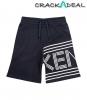 Bilbi Drawstring Logo Shorts 2 Years - 6 Years