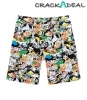 Blaise Cartoon Cactus Shorts 2 Years - 6 Years