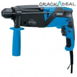 750w 230v Sds+ Rotary Hammer Drill Kit