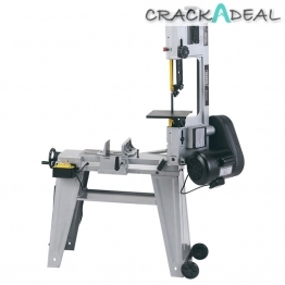 350w 150mm 230v Horizontal And Vertical Metal Cutting Bandsaw