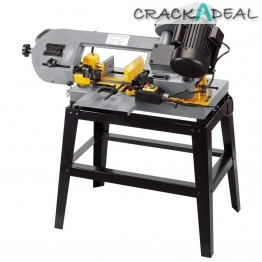 550w 130mm 230v Horizontal Metal Cutting Bandsaw